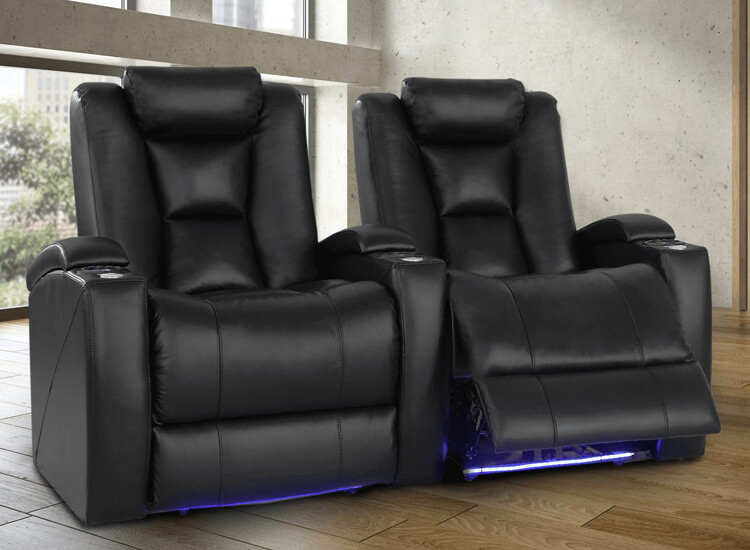 Valencia Budapest Home Theater Seating Lifestyle
